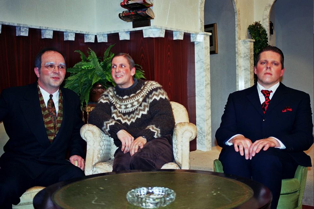 2006_Drei Männer im Schnee 16