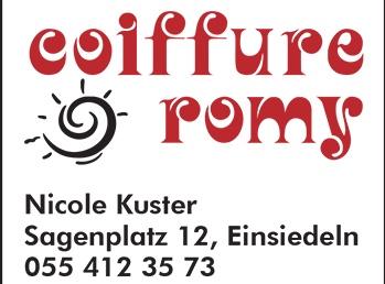 Coiffeur Romy, 8840 Einsiedeln