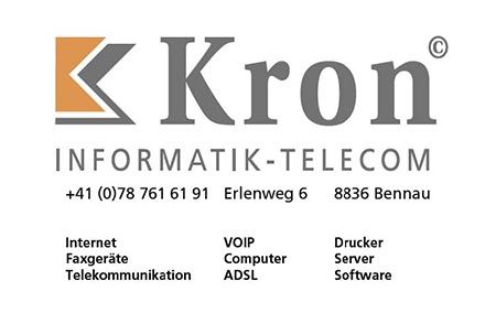 Kron Informatik - Telecom GmbH Bennau