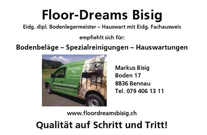 Floor-Dreams Bisig