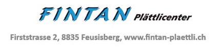 FINTAN Plättlicenter, Feusisberg