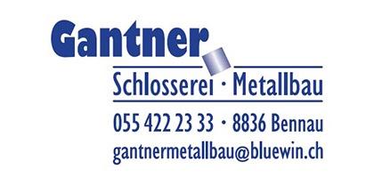 Gantner Metallbau Bennau