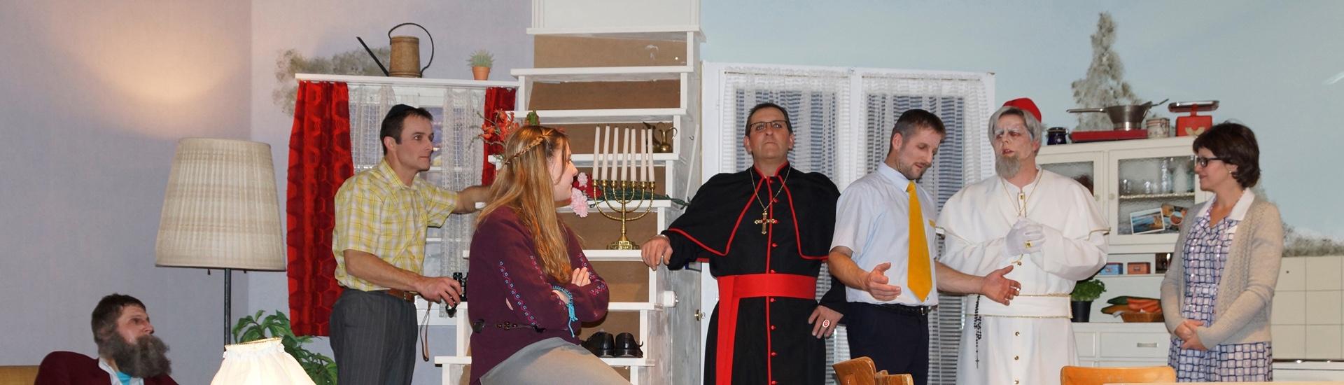 an dem der Papst gekidnappt wurde